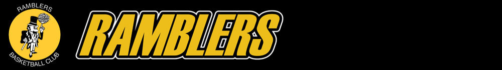 Ramblers Basketball Club logo